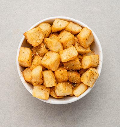 Patates épicées