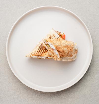Pita Shawarma au Poulet