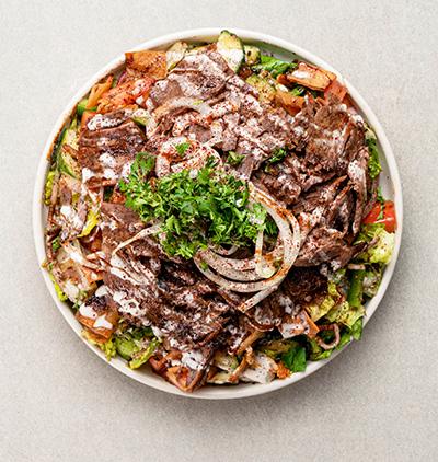 Salade de Bœuf