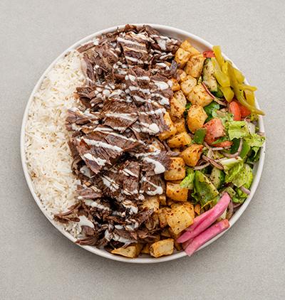 Shawarma à la viande de bœuf