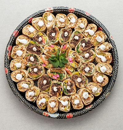 Sushi Shawarmaz Plateau familial